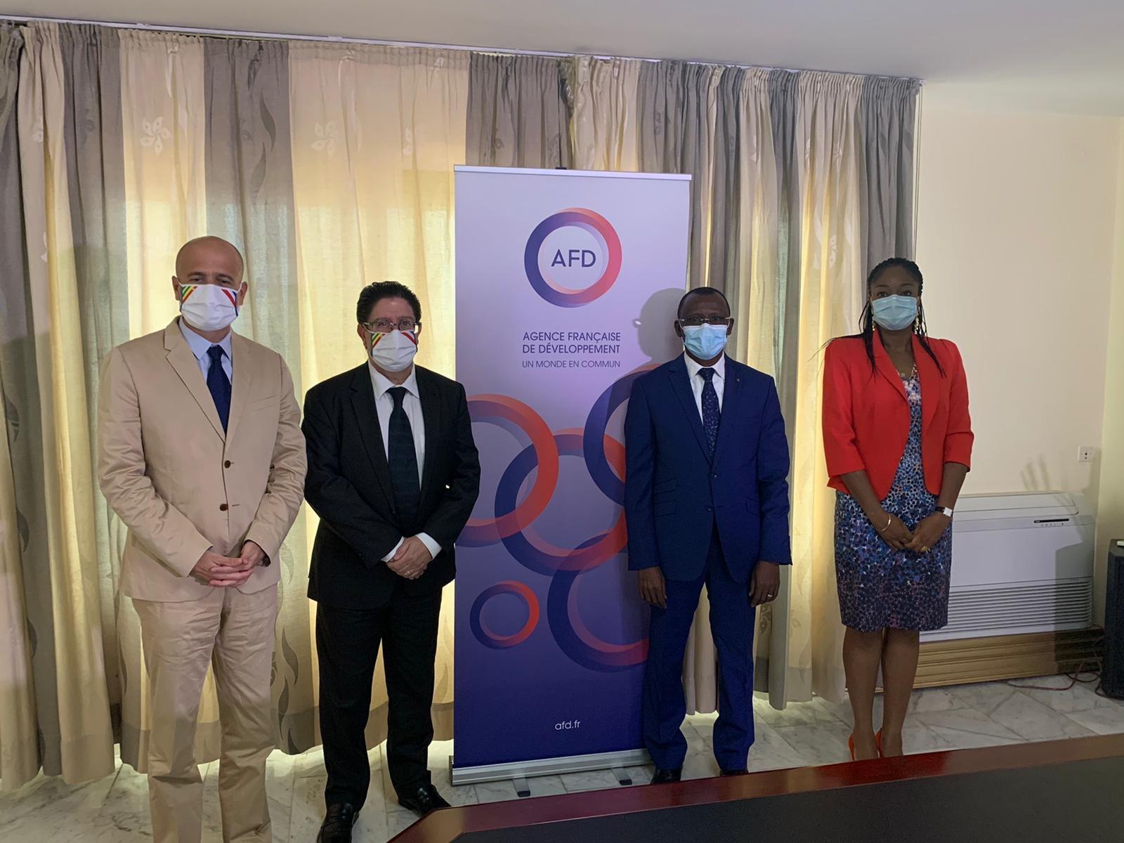 Riposte COVID-19/NOVISSI : Le Togo et la France ensemble pour soutenir le secteur de l'informel