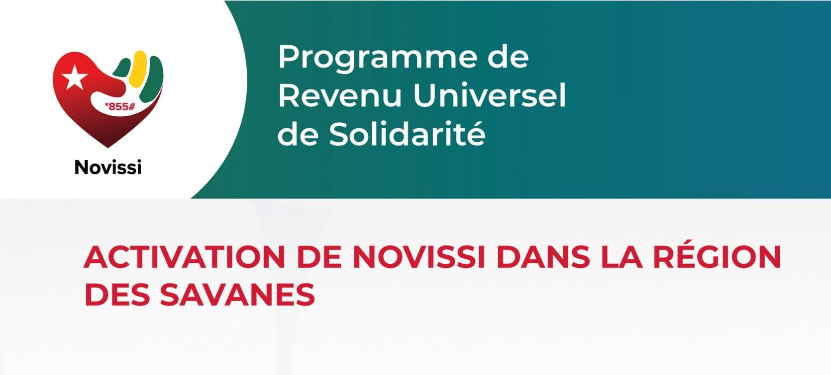 Exceptional round of NOVISSI cash transfers launched in the Savannah region